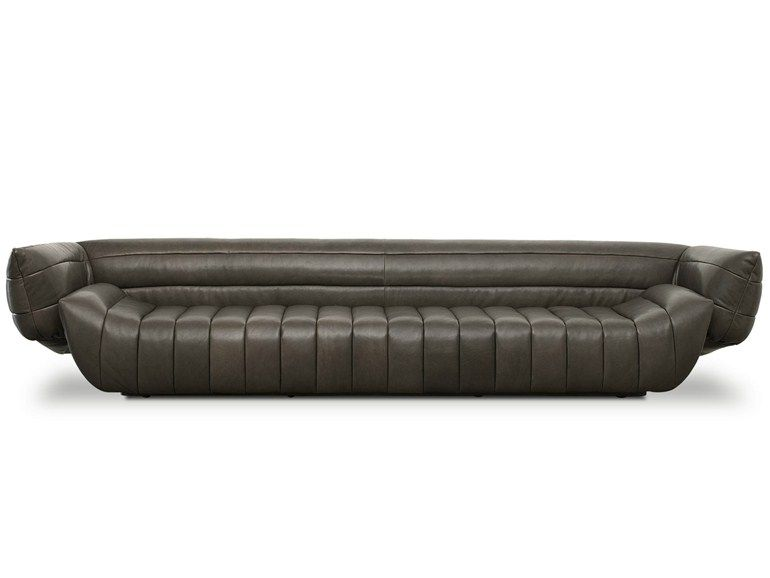 Leather Sofa TACTILE By BAXTER | Design Vincenzo De Cotiis