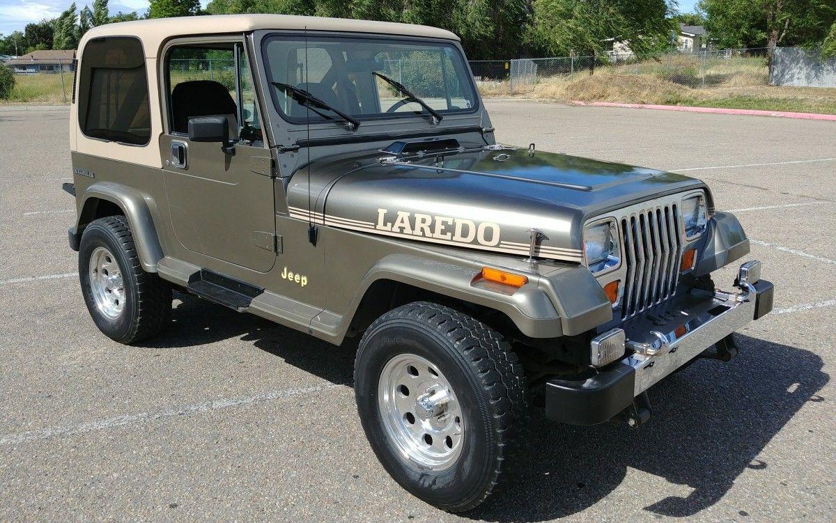 Wanted 1992 1995 Jeep Wrangler Laredo Jeep Wrangler Jeep Yj Wrangler