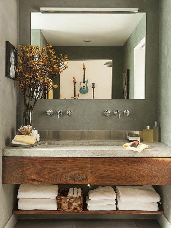 Photo of Modern Bathroom Vanities