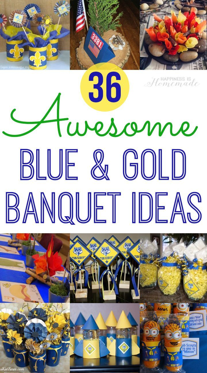 36 Cub Scout Blue And Gold Banquet Party Ideas Tons Of Awesome Spoon Fork Ub 2 Diamond For Planning Your Printables Centerpieces Favors