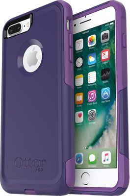 the latest 8af7b 9bc1b OtterBox Commuter Series Case for iPhone 7 Plus, Purple | Products ...