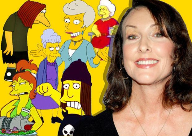 Surviving The Uncommon Cold The Simpsons Movie Tress Macneille The Simpsons Show