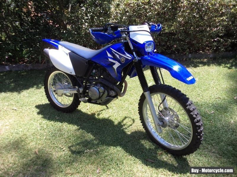 Yamaha TTR 230 2008 Motorcycle Ttr230 Forsale Australia