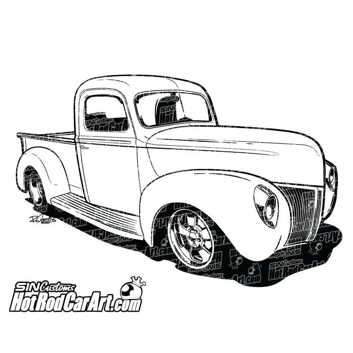 1961 Ford Truck Wiring Diagram