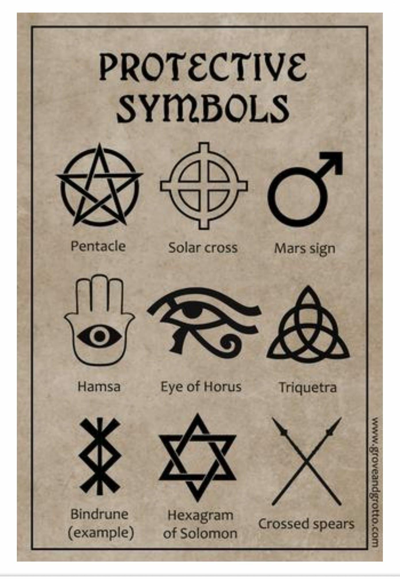 Pin De Alicia Harger Em My Witchy Path Ii Simbolos Antigos Tatuagem Paga Simbolo De Protecao