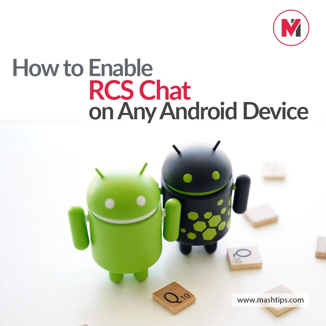 How to enable rcs chat on android in 2020 android