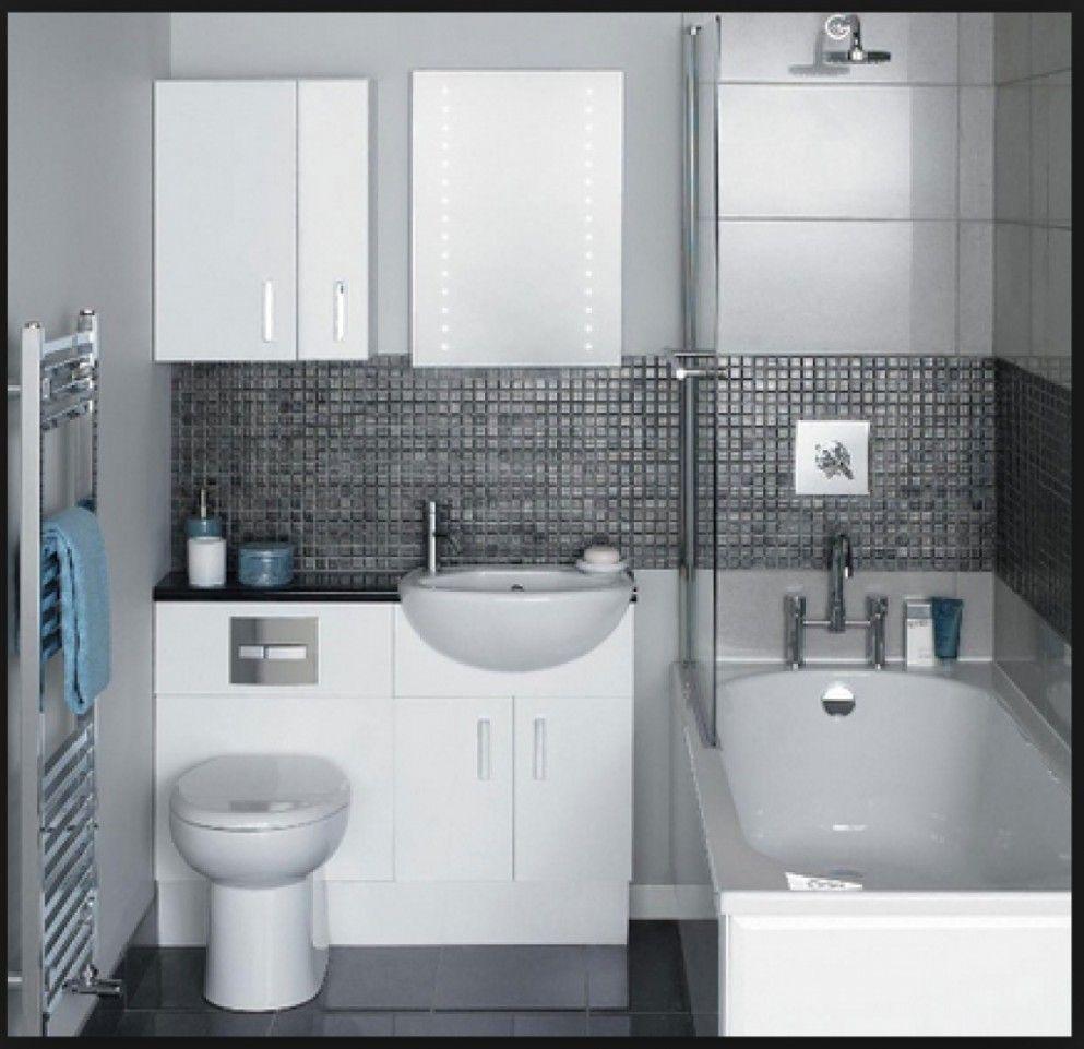 Modern Bathroom For Small Space Tata Letak Kamar Mandi Desain Kamar Mandi Modern Kamar Mandi Modern Simple bathroom size tub