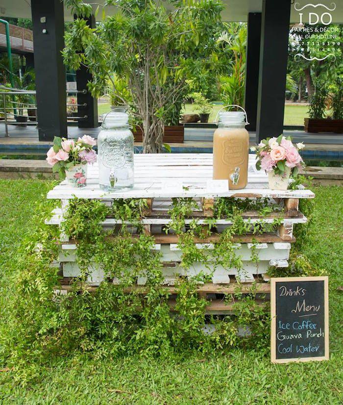 Secret Garden Birthday Party | Garden birthday parties, Garden ...