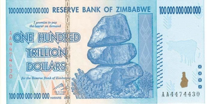 Zimbabwe Banknotes To Be Removed From Circulation Zimbabwean