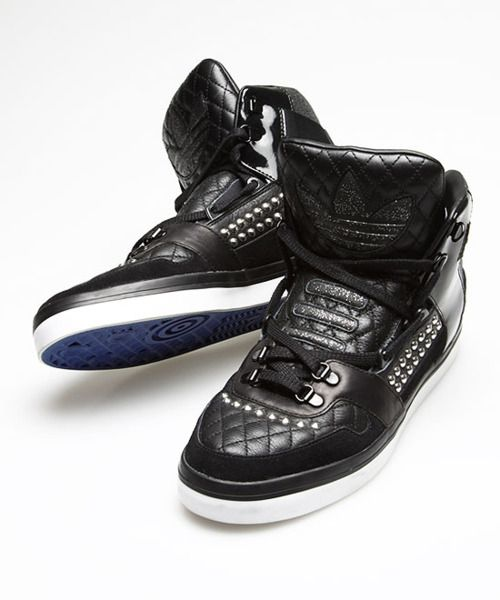Adidas High Tops for Girls | Adidas Shoes For Girls I would