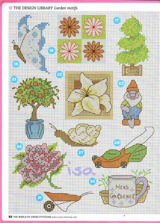 (1) Gallery.ru / Фото #26 - The world of cross stitching 125 - tymannost