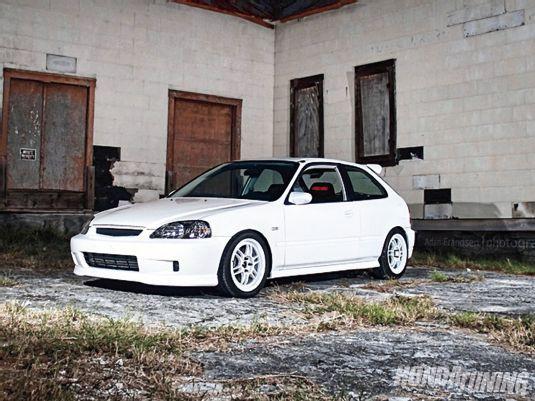 Honda Tuning Magazine Super Street Network Honda Civic Hatchback Honda Civic Hatchback