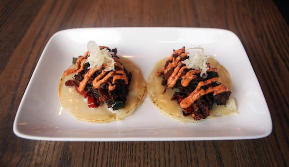 $2 Taco Tuesdays is now a thing at The Blind Barber Brooklyn - barber resume