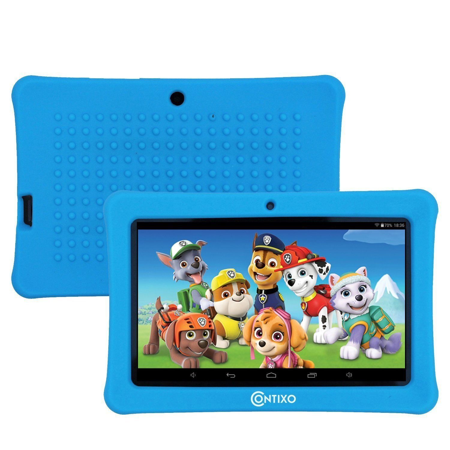 "K1 Kids Tablet 7"" Display Android 6.0 Bluetooth WiFi"