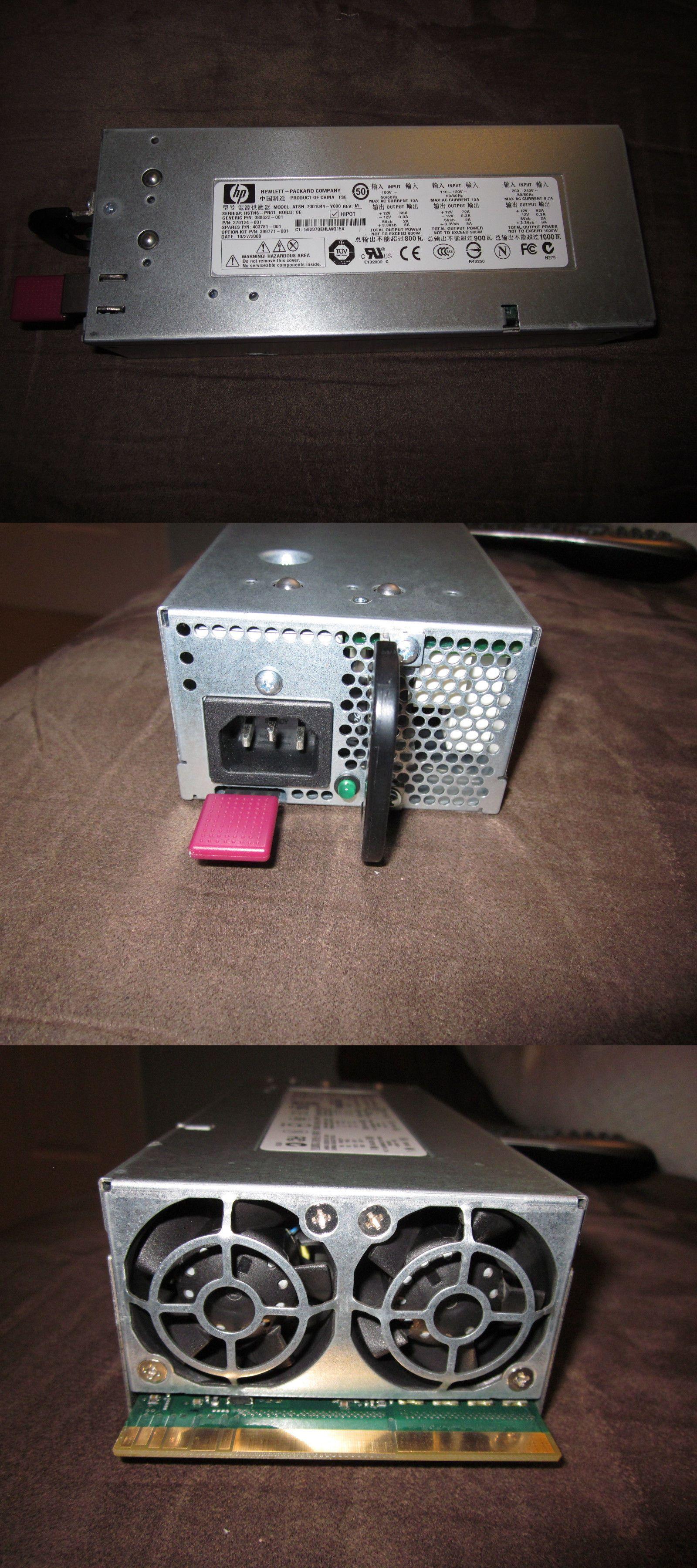 Server Power Supplies 56090 Hewlett Packard Hp Atsn 7001044 Y000 Power Supply 1000w 379124 001 403781 001 Buy It Now Only 29 98 Power Power Supply Server