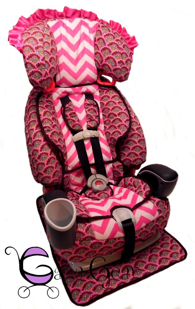 Reese Collection From Www Gagababygear Com On A Graco Nautilus Toddler Car Seat Cover Toddler Car Seat Carseat Cover