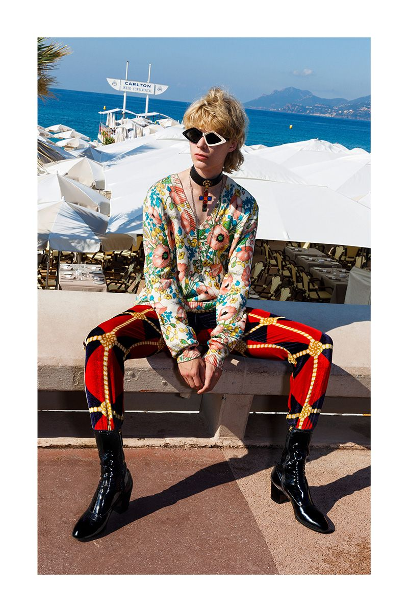 3bfbf0ad2a Gucci Cruise 2019 Lookbook - Fucking Young!