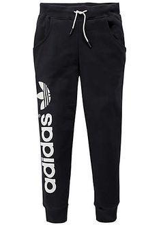 Adidas Originals Baggy Sweatpants  5abe4dc441