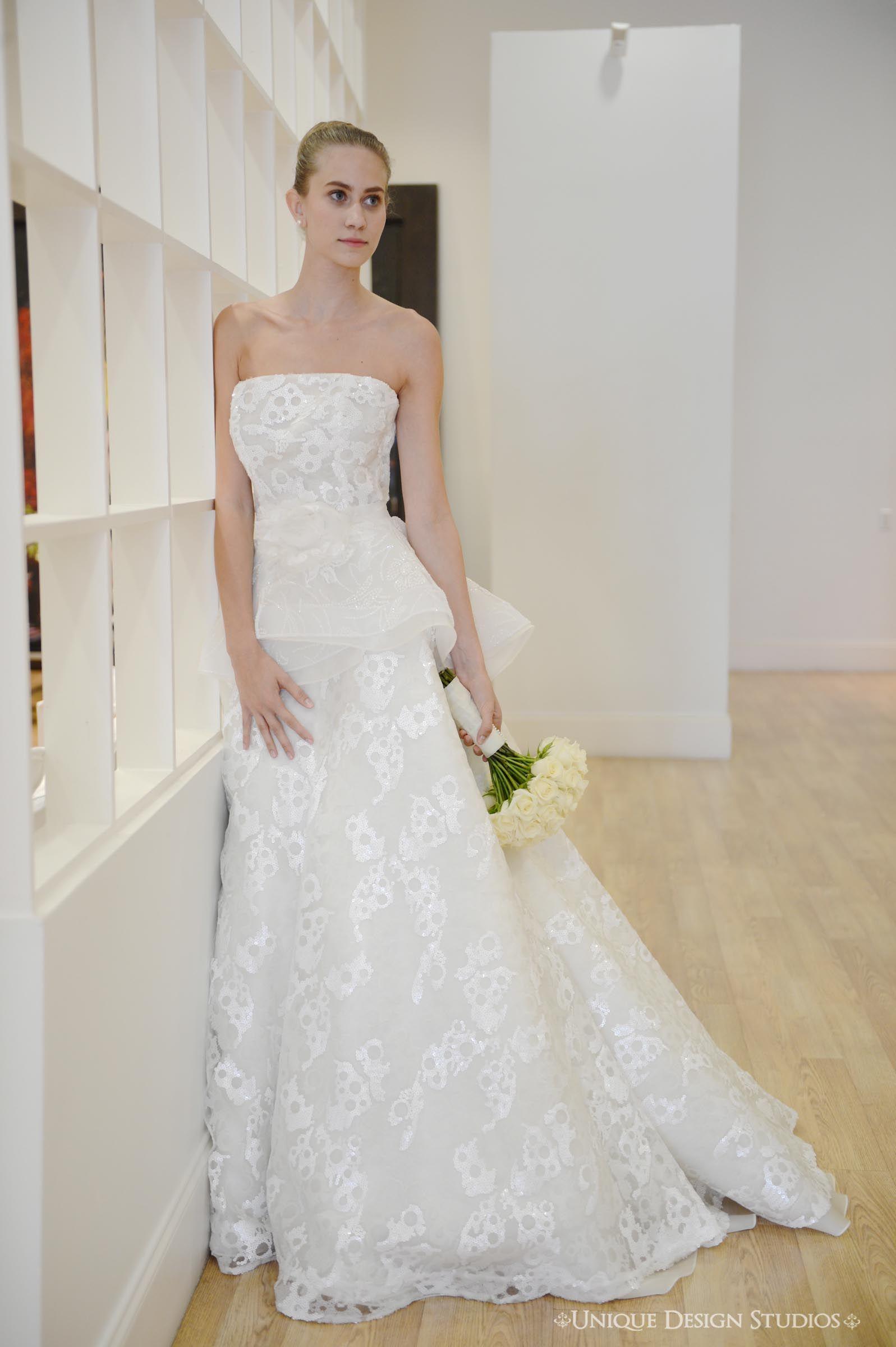 Wedding Dress Silvia Tcherassi Bridal Atelier Coral Gables Florida