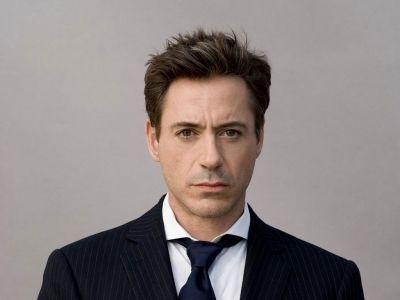 Robert Downey Jr Hairstyle Instagram