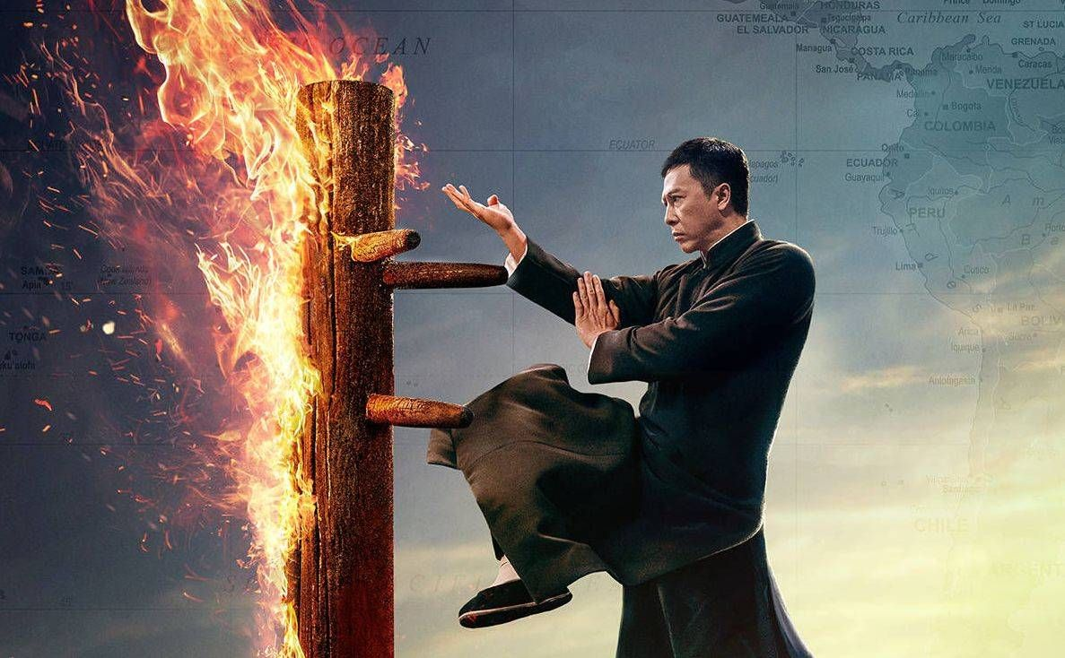 The Ip Man Saga Finally Came To An End Over The Holidays With The Last Installment Ip Man The Finale The Movie Opened To The De Ip Man 4 Ip Man