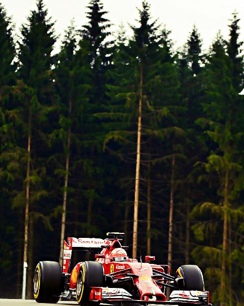 Scuderia Ferrari F1 (raikkonen) 2014