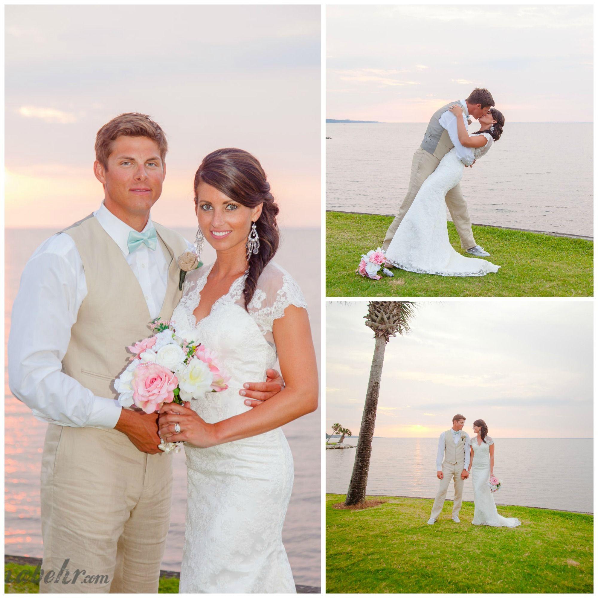 Jaclyn & Jeff // LeCiel Ballroom Wedding // Pensacola FL Wedding ...