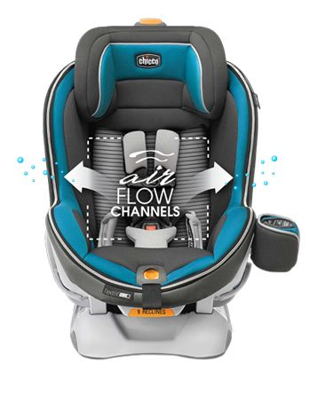 The Nextfit Zip Air Convertible Car Seat Is Easy To Install And Keeps Your Child Safe Comfortable With Mesh