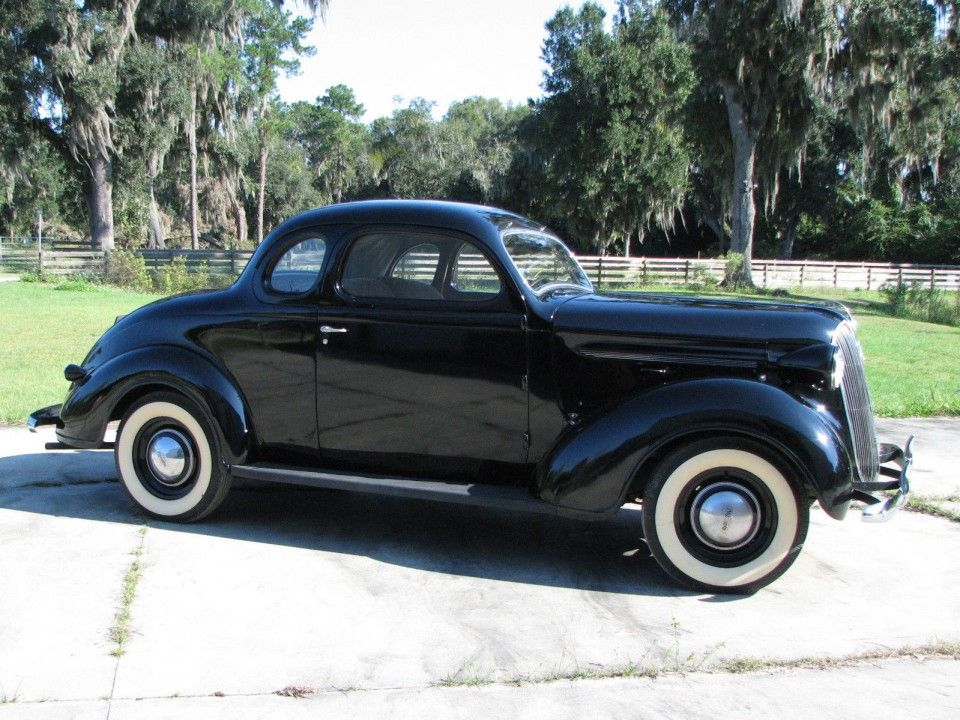 Do you like the pre-war american cars? This Plymouth Coupe is from ...