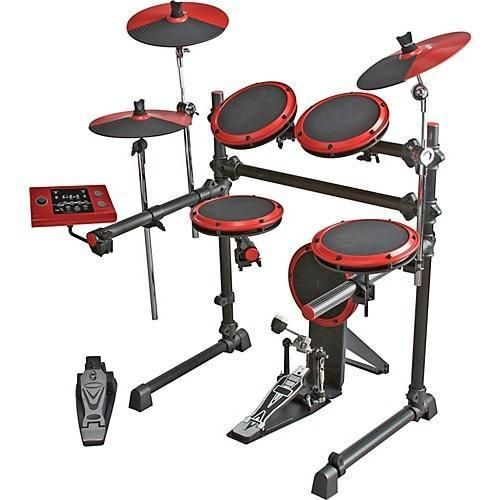 ddrum DD1 Electronic Drum Set | Products | Electric drum set, Drum