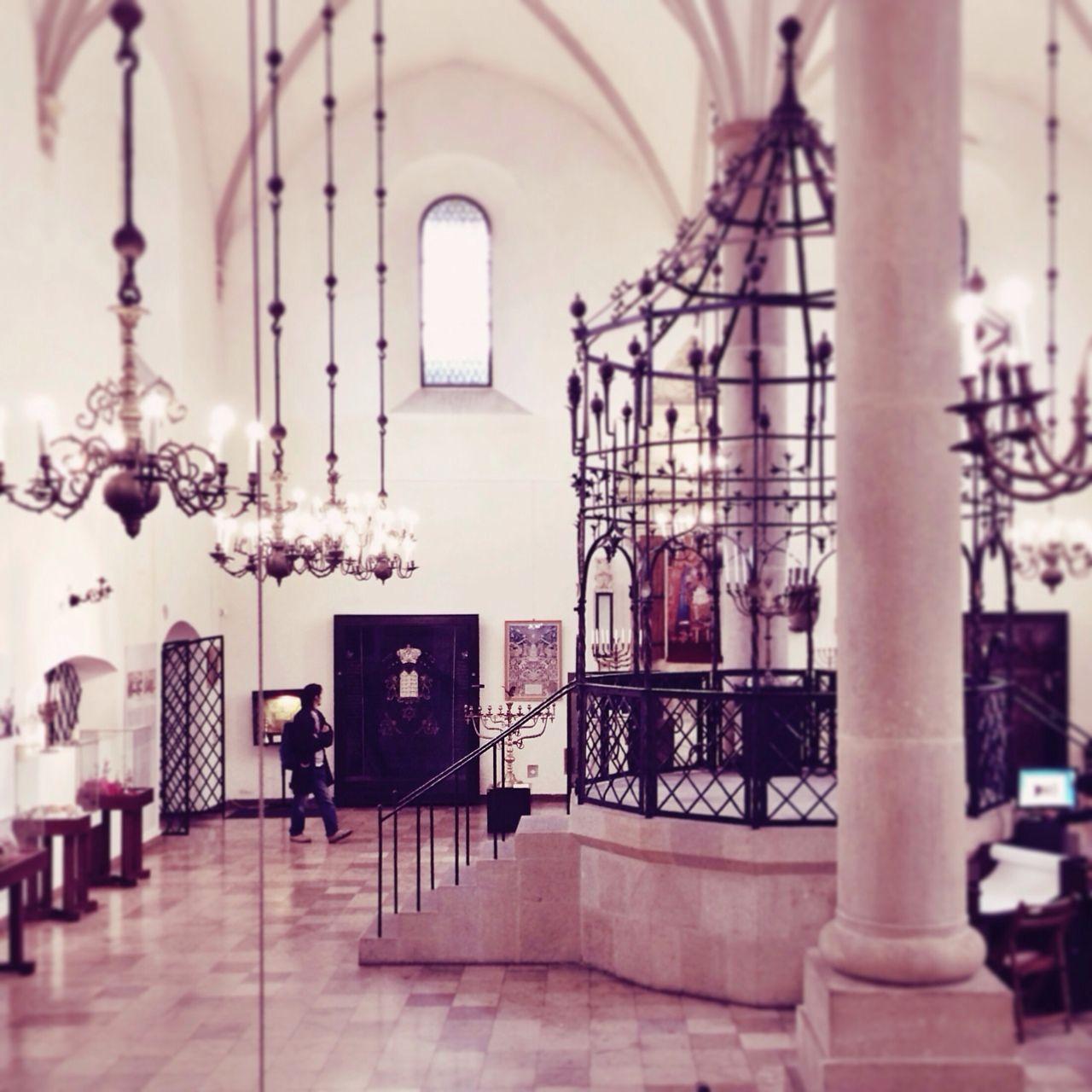 Poland, day 3 Stara Synagoga
