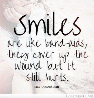 Smile Through The Pain Quotes Quotesgram Life Quotes Pinterest