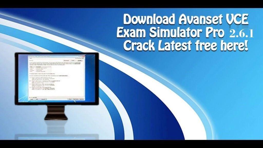 VCE Exam Simulator Pro 2 6 1 Crack with Portable Keygen | Crack