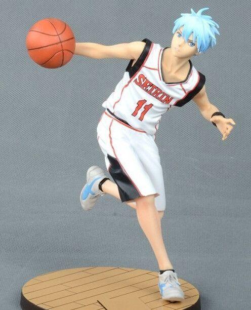 Japan Anime ZERO Kuroko no Basketball Kuroko Tetsuya Figure Figurine 18cm no box