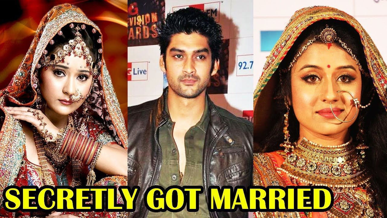9 Famous Indian Television Celebrity Couples Who Secretly Got Married Celebrity Couples Celebrities Got Married