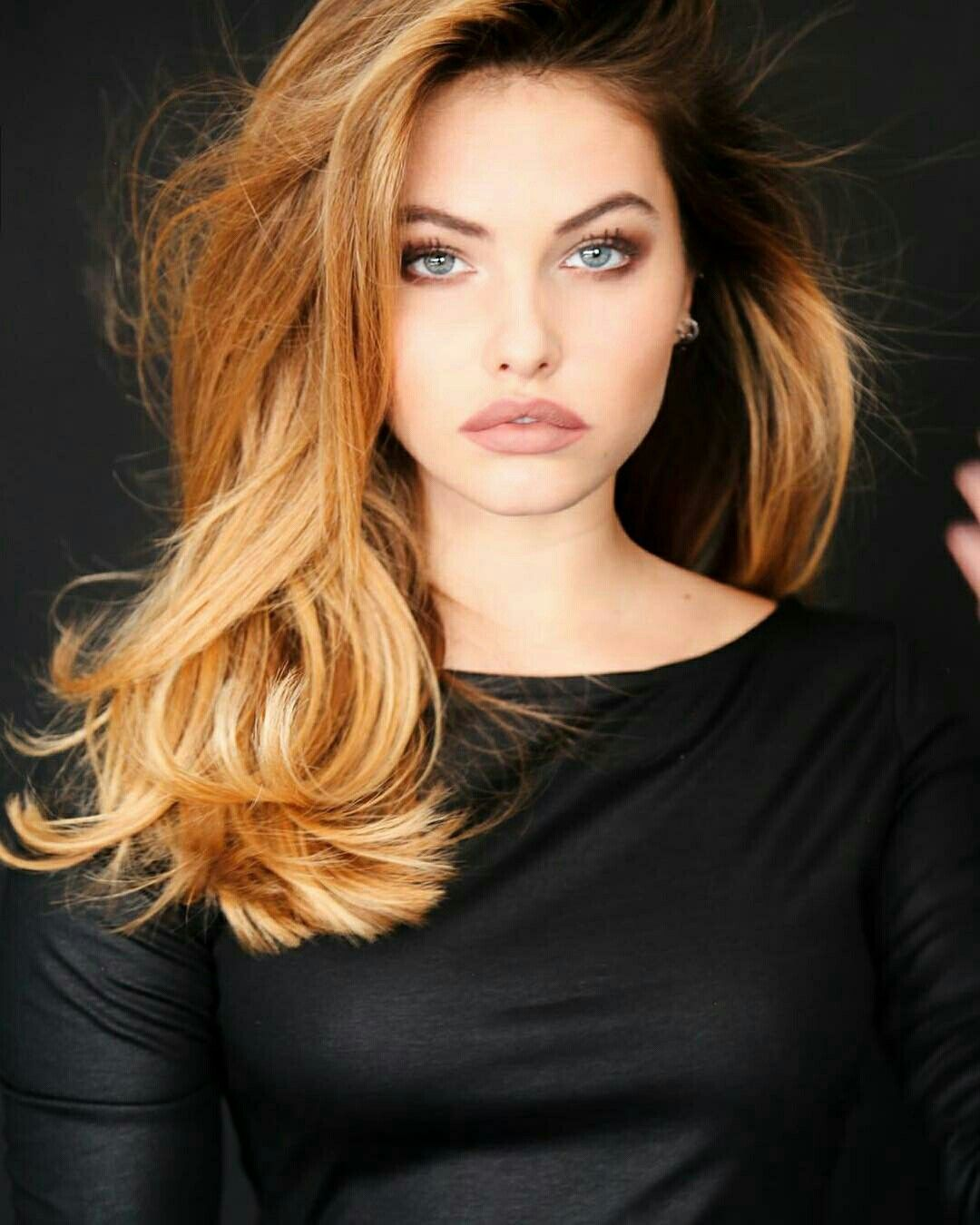 Most Beautiful Girl in the World Thylane Blondeau Is 18