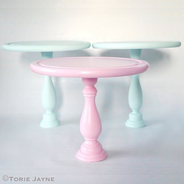 50 Gorgeous Do It Yourself Cake Stands Cakesthetics