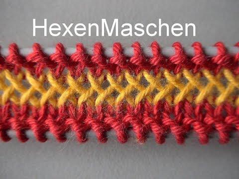 Photo of STRICKEN : 01.18 – Hexenmaschen-Anschlag