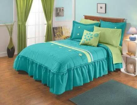 Combinacion Dormitorio Colores Bed Spreads Bed Home