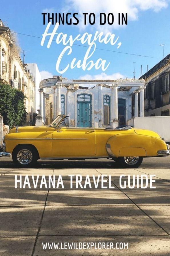 Havana Travel Guide: An American in Cuba | Things to do in Havana Cuba | Havana Cuba Travel | Must do in Havana | #Havana #Cuba | Visiting Havana | Visiting Cuba | Americans going to Cuba | US Citizens Cuba | American Classic Cars Cuba #vintagecars #vintage #cars #cuba #visitcuba