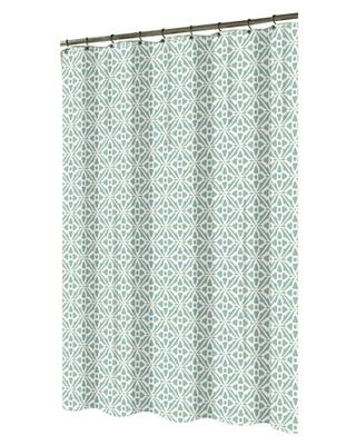 Layer Up Your Bed For This Designer Look Patterned Shower