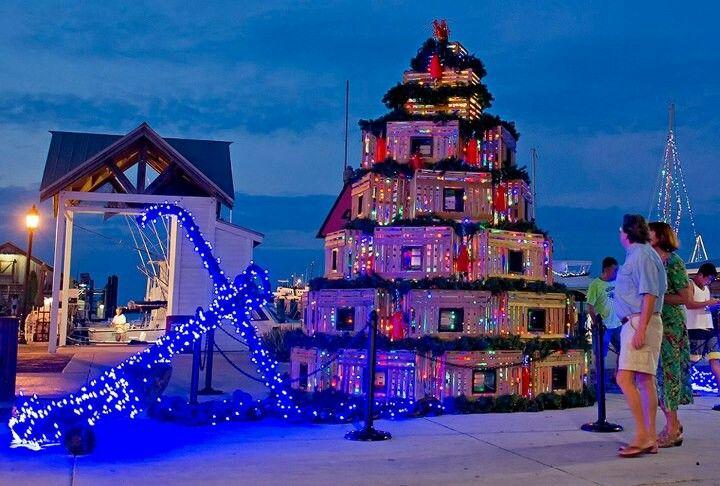 Xmas Eyw Key West Christmas Best Holiday Destinations Key West