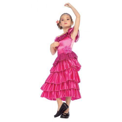 Flamenco Dancer Costume Halloween Fancy Dress Flamenco dancers - princess halloween costume ideas