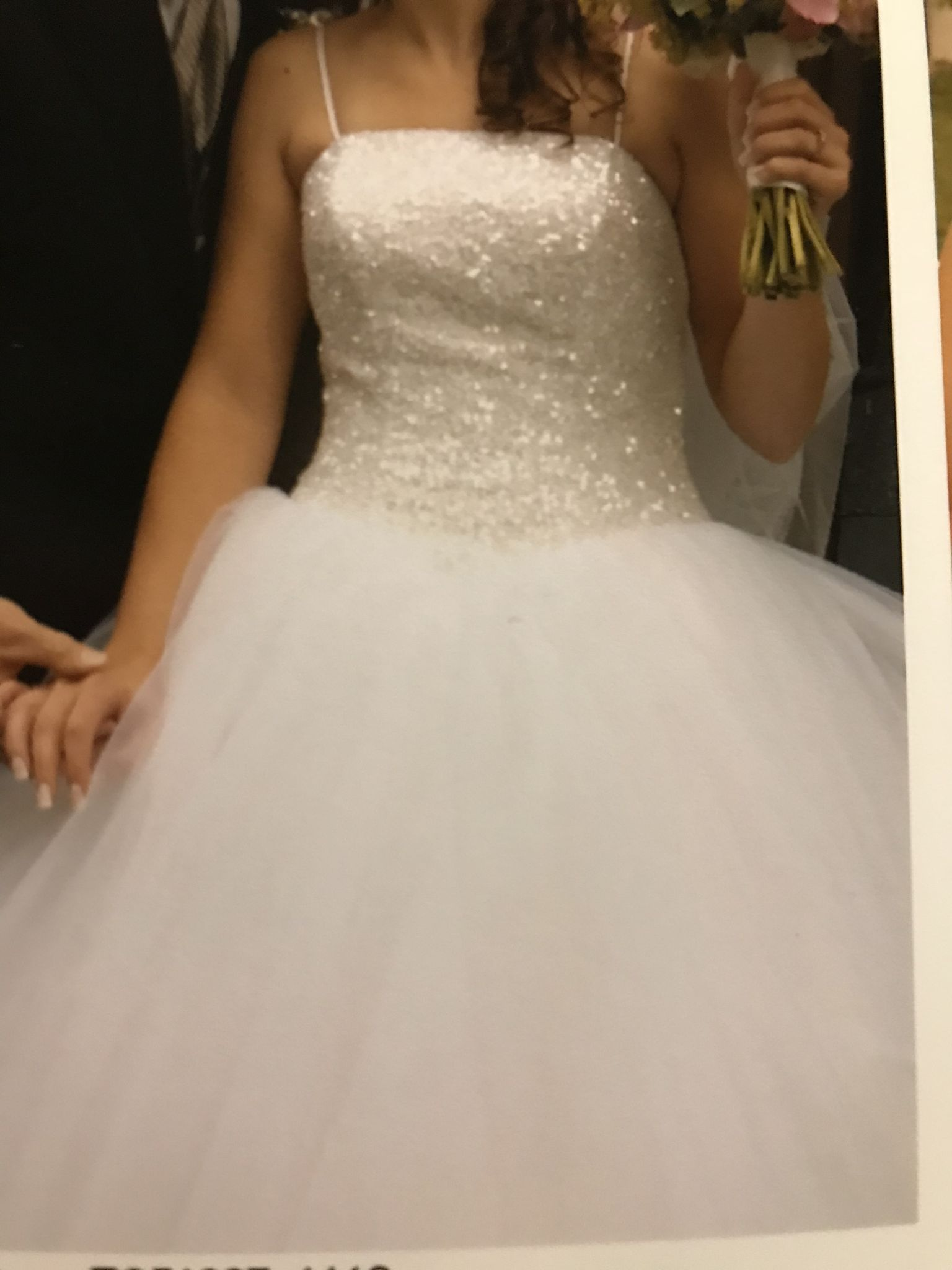 Oleg Cassini Cu099 Wedding Dresses