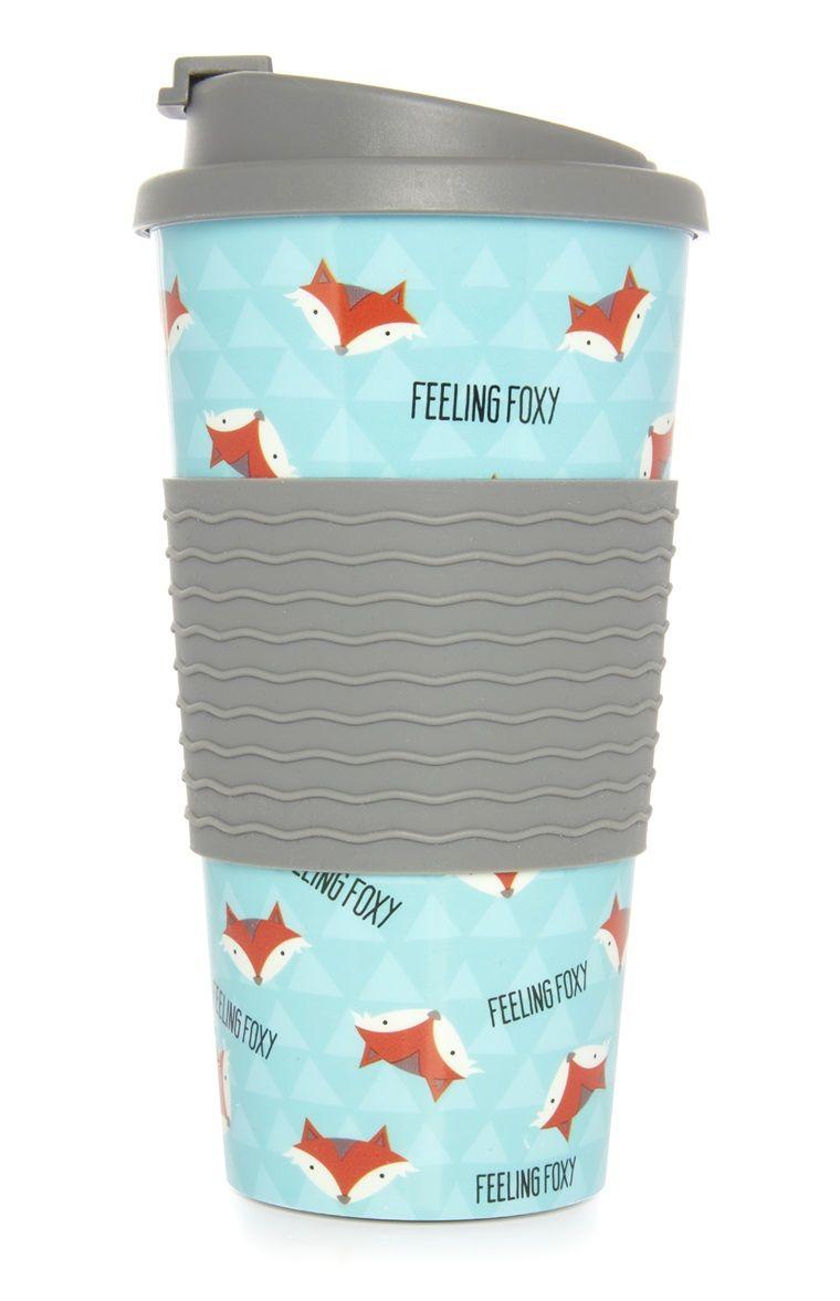 Primark Feeling Foxy Thermal Mug Mimimi Pinterest Cocinas # Foxy Muebles Y Objetos