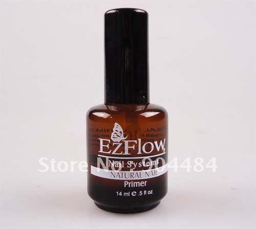 14ml Ezflow Nail Art Tool Products Acrylic Base Coat Nails Primer For Uv Gel Acrylic Tips Freeshipping 113 12 02 Nail Primer Acrylic Tips Nail Art Tools