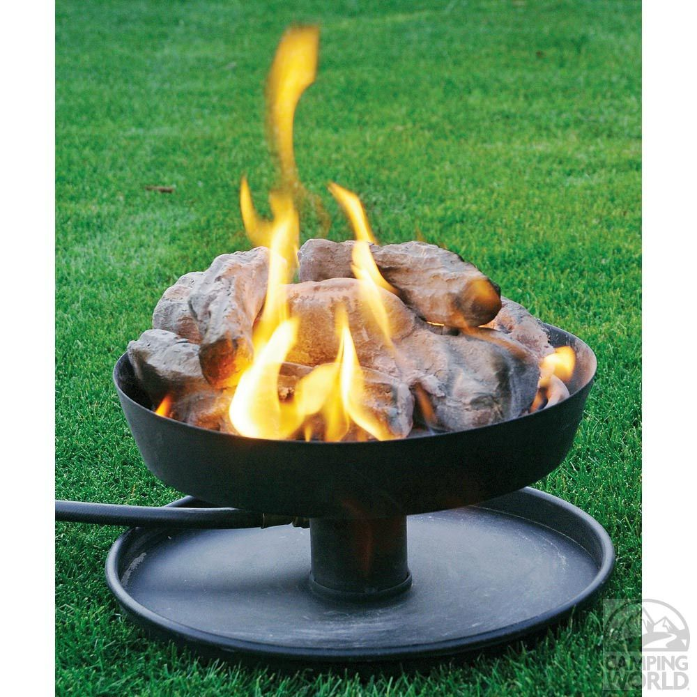 Coleman Portable Propane Fire Pit Camco, Propane fire pit