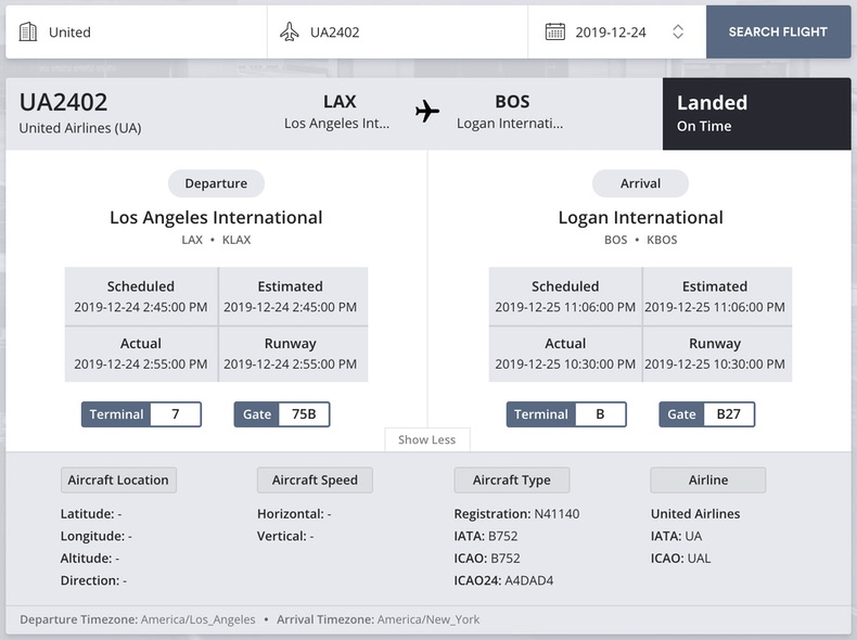 Introduction to aviationstack's Flight Status and Aviation