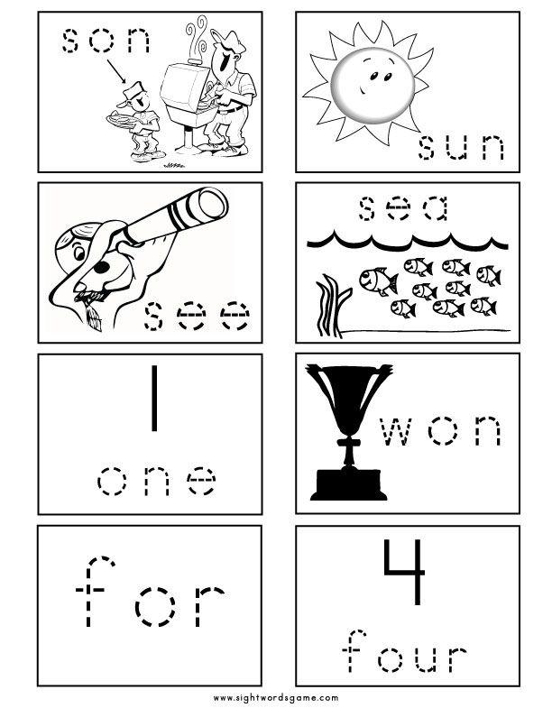 homophone flashcard 3 numbers worksheets pinterest worksheets spelling worksheets and. Black Bedroom Furniture Sets. Home Design Ideas