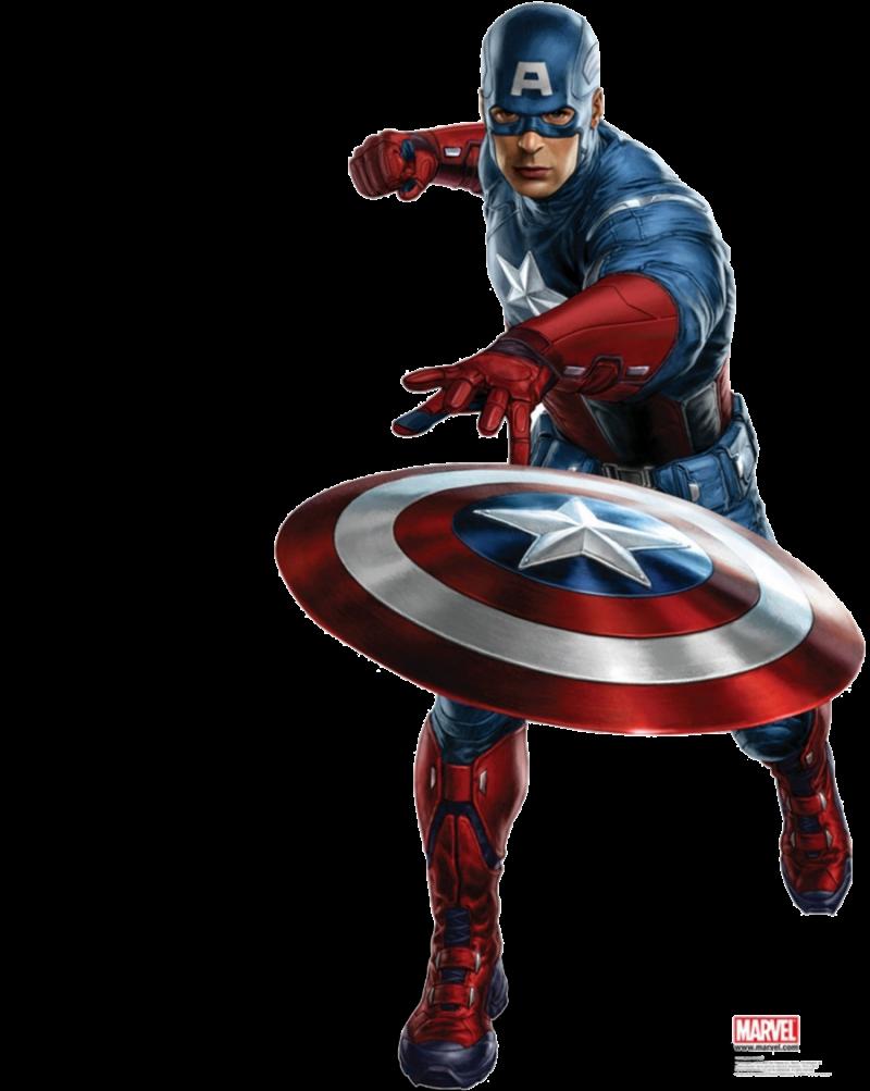 34+ Captain america clipart transparent background information